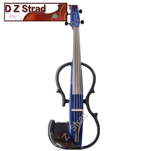 D Z Strad E201 4-string Electric Violin Outfit