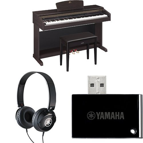 keyboards piano yamaha arius ydp v240 traditional console. Black Bedroom Furniture Sets. Home Design Ideas
