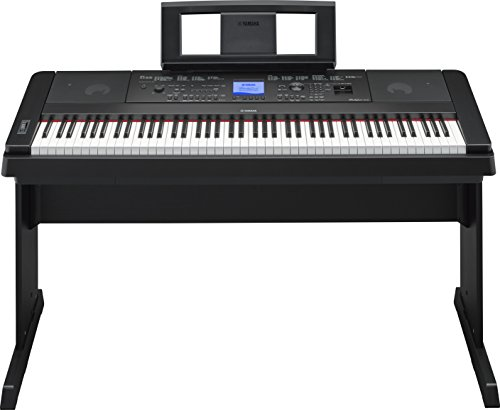 Yamaha DGX-660 88 Weighted Keys Digital Piano