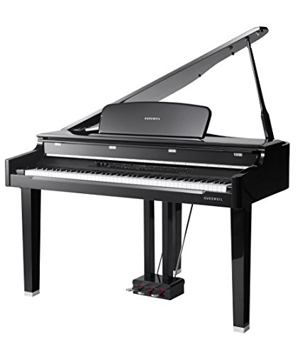 Kurzweil CGP220W 3-Foot Mini-Grand Piano