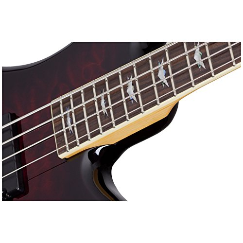 Schecter Stiletto Extreme-4 BCH Bass Guitar