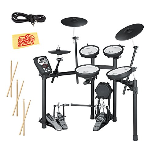 Roland's TD11KV Electronic Drum Set