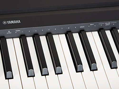 Yamaha P71 88-Key Weighted Action Digital Piano