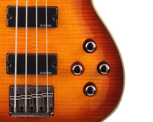 Schecter Guitar Research Omen Extreme-4 Bass