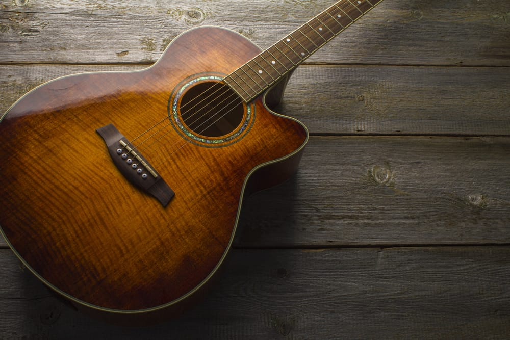 Acoustic Guitar Review Of Yamaha Fg800 Solid Top Guitar