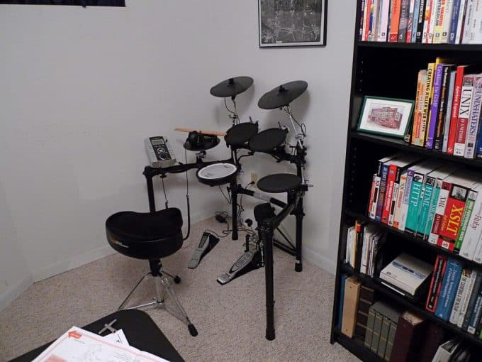 Roland TD1KV V-Drum Compact Electronic Drum Kit Review