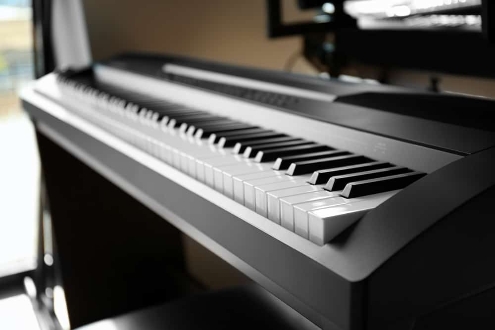 electric piano williams legato 88 key digital piano. Black Bedroom Furniture Sets. Home Design Ideas