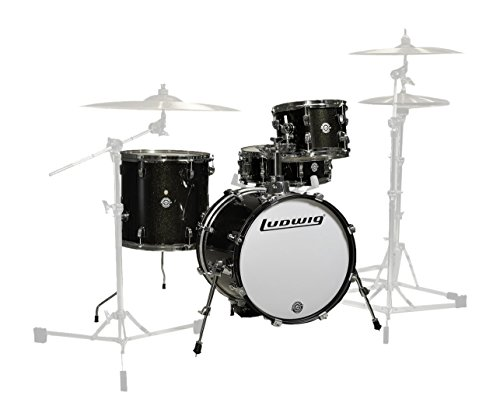 drum set review of ludwig lc179x016 breakbeats. Black Bedroom Furniture Sets. Home Design Ideas