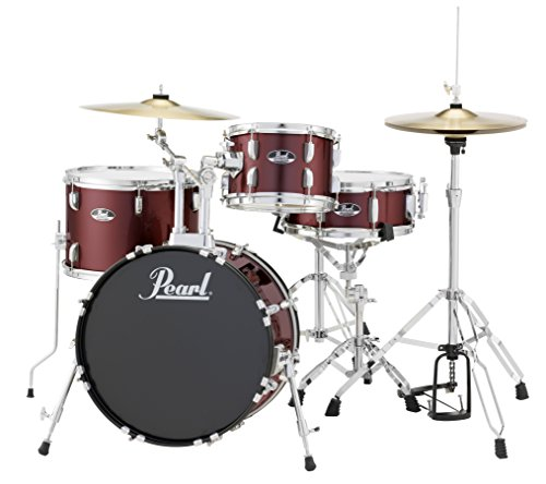 Pearl Roadshow 4 piece drum set