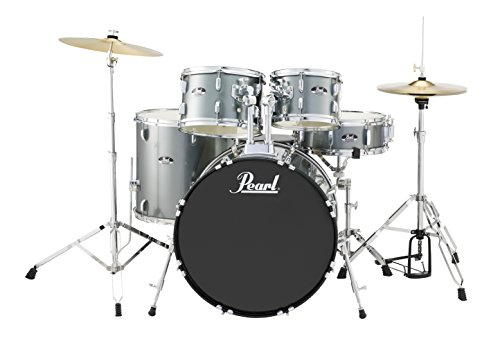 Pearl Roadshow 5-Piece Drum Set