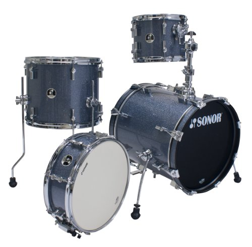 Sonor Drums SSE 12 SAFARI C1 BGS 4-Piece Drum Set