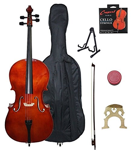 Crescent 4/4 Beginner Cello