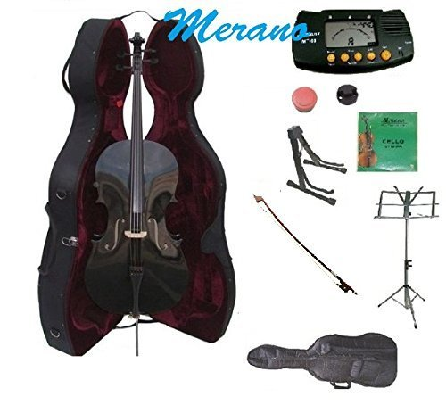 Merano 4/4 Full Size Student Cello