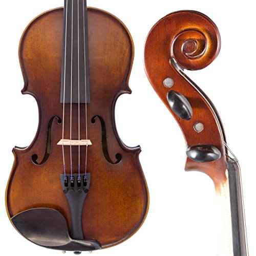 Ricard Bunnel 4/4 G2 Violin Outfit
