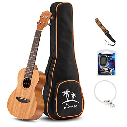 Donner Concert Ukulele Mahogany DUC-1 23 inch