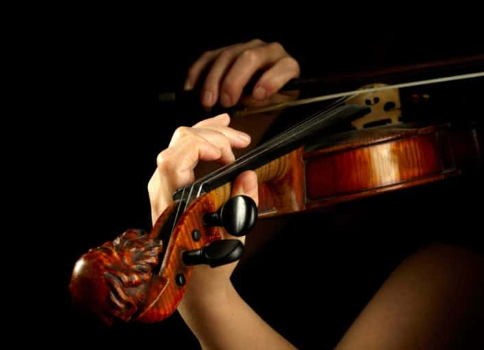 Electric Violin: Review of Cecilio - 15.9KB