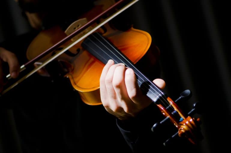 Ricard Bunnel 4/4 G2 Violin Outfit Review