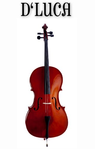 D'Luca MC100 3/4 Meister Student Cello