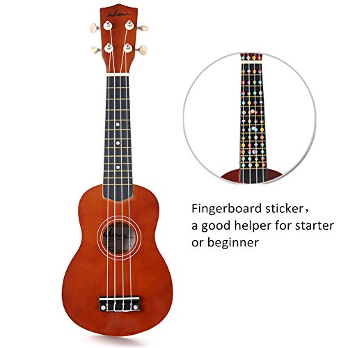 "ADM 21"" Economic Soprano Ukulele"