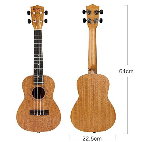 Strong Wind Ukulele beginner kit