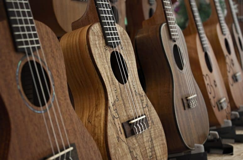 Luna Guitars UKETCMAH Ukulele Review