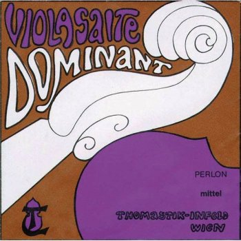 Thomastik Dominant Viola Strings Medium Gauge