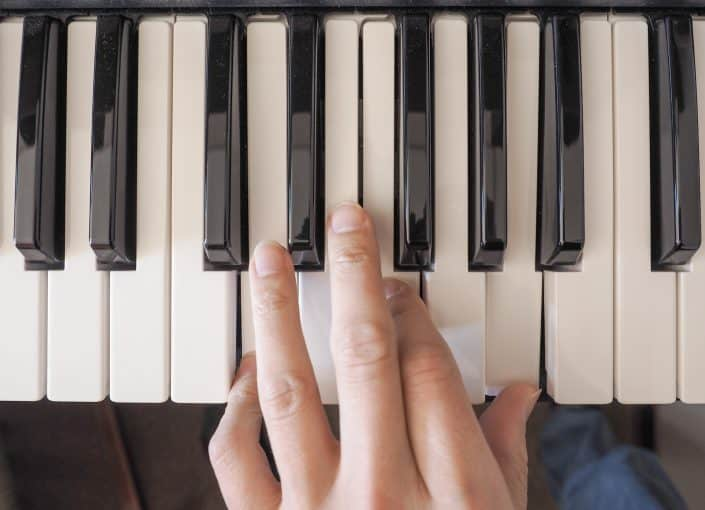 A Simple Guide For You To Understand The Dm Chord On A Piano